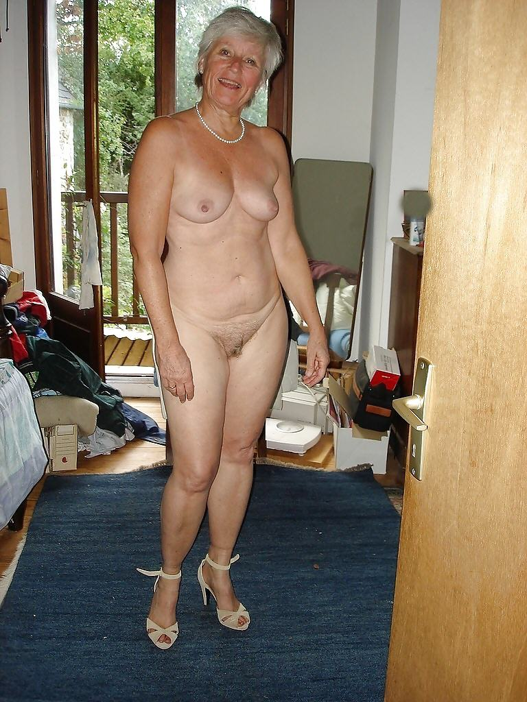 Real amateur older women