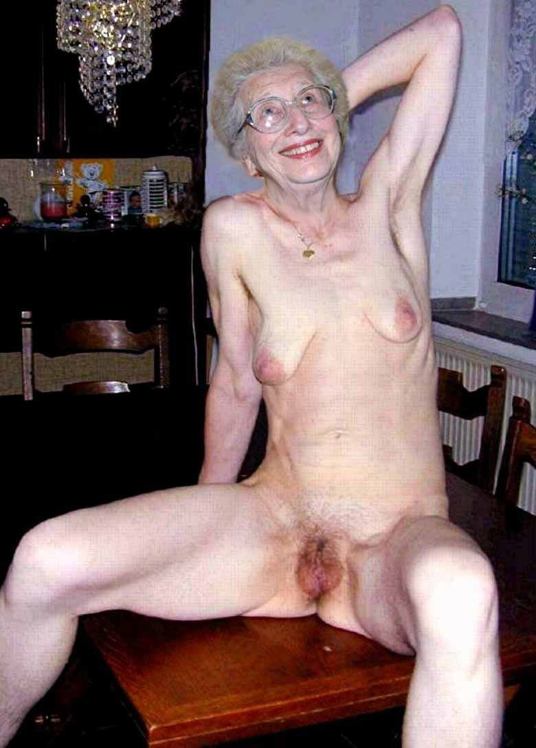 happy granny sex
