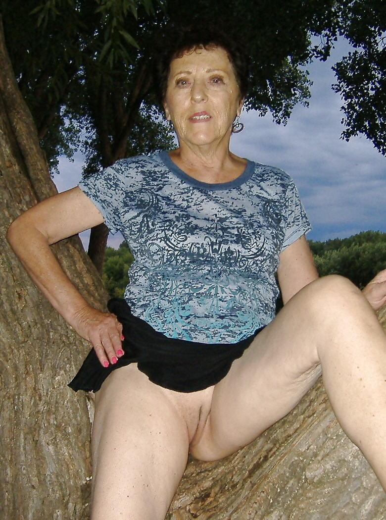 happy older women