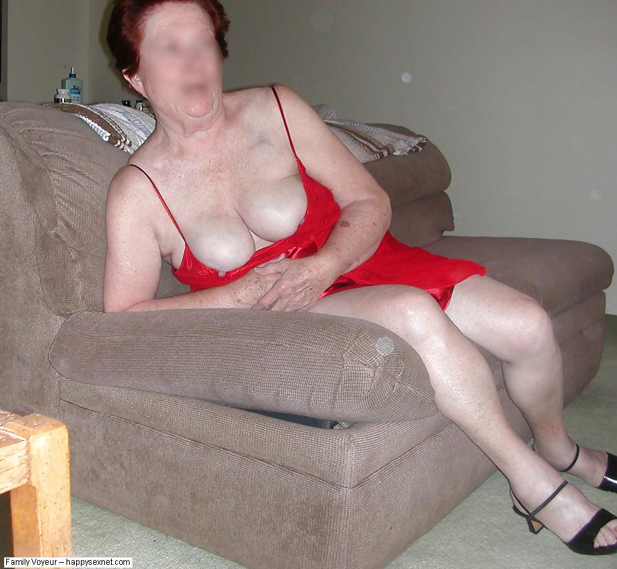 Milf on web cam