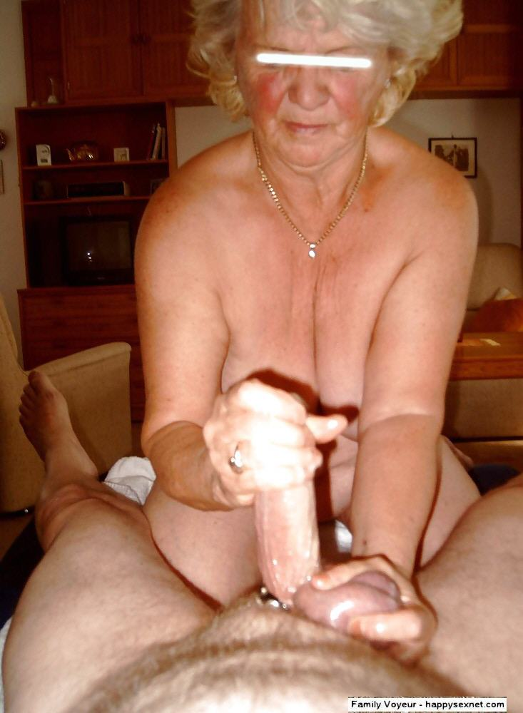 Big housewife mature