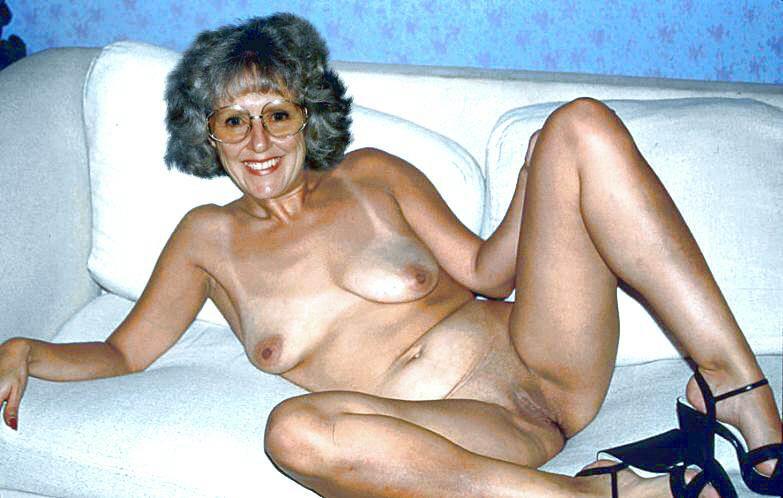 Happy granny sex
